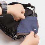 3. Detailing Sling Bag Foxie Black