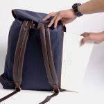 3. Backpack Rucksack 408 Blue
