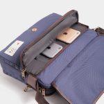 4. Sling bag Shasinki 403 Blue