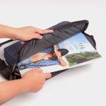 7. Sling bag Shasinki 403 Blue