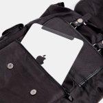 3. Backpack Rucksack 408 Black