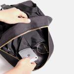 4. Backpack Mc. Adams 301 Black