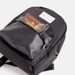 5. Backpack Mc. Adams 301 Black