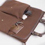 4. Sling Bag Kenzo 411 Brown