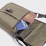 4. Sling bag Green New