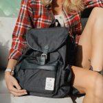 6. Backpack Wolfgang 417 Black