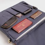 5. Detailing Laptop Organizer Pixar New Edition Blue